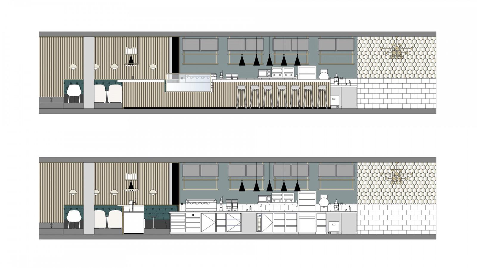 The studio dyer smith frey interior branding zurich Free retail store interior design software